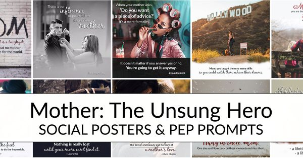 Mother: The Unsung Hero PLR Package