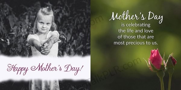 Free Mother's Day PLR Package